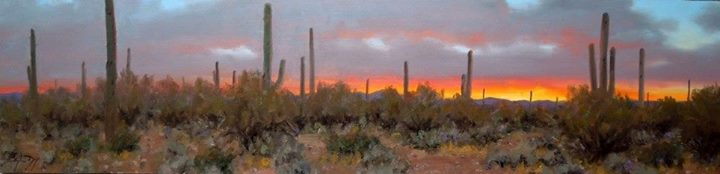 Navarro Gallery in October will be featuring Stephan Day