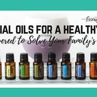 Online - Essential Oils for a Healthy Home Beginners Class