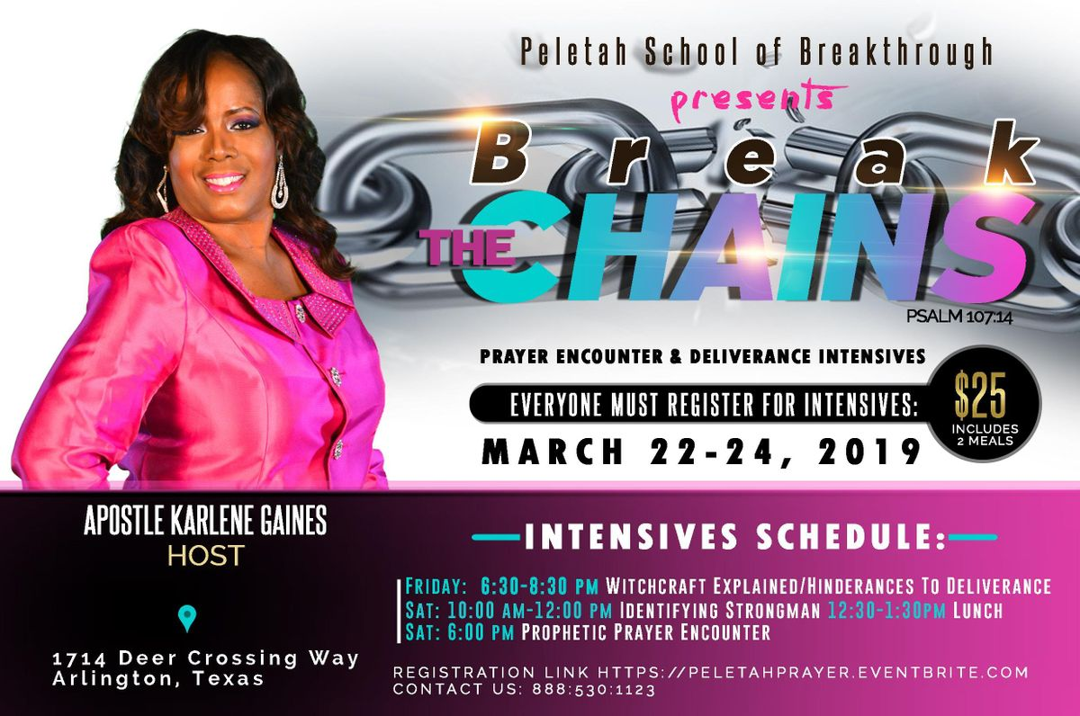 Peletah School of Breakthrough