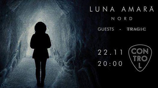 Luna Amar live n Control