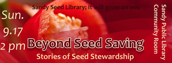 Image result for Seed saving and stewardship