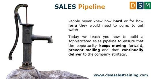 Sales Pipeline Training Course Dublin 1 Day