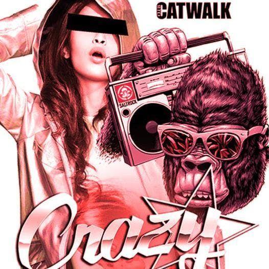 Crazy Thursdays at Catwalk Free Guestlist - 3142019