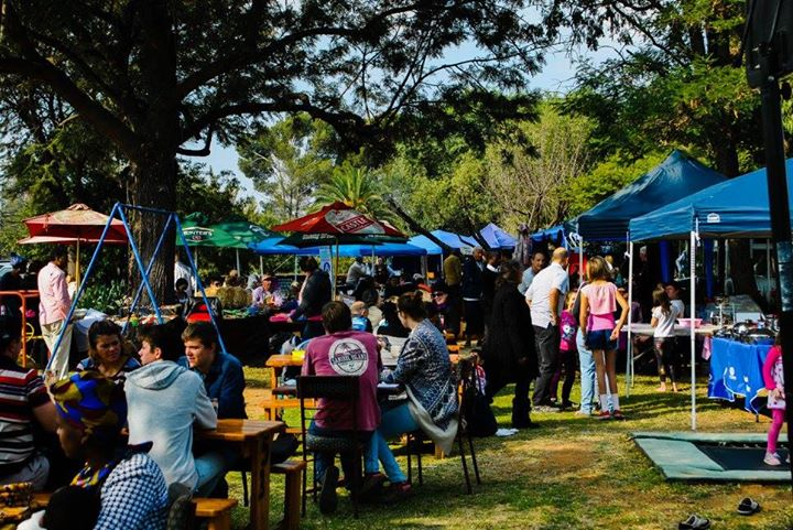 Country Market At Country Pub Midrand