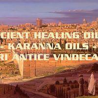 Uleiuri Antice Vindecatoare  Karanna Oils