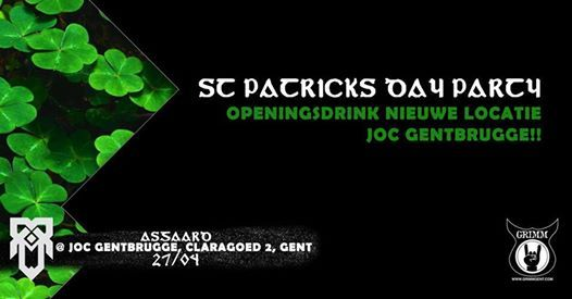 St. Patricks Day Party Asgaard