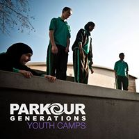 Parkour Youth Camp 21st August 2017