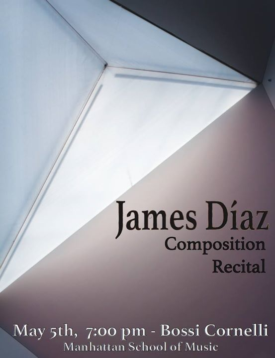 James Recital (an non-required one)