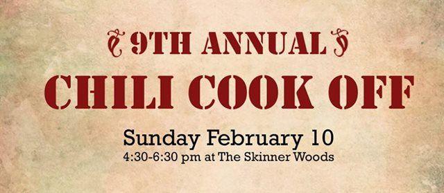 9th Annual Chili Cook Off & Cornbread Competition