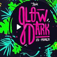 Glow In The Dark no Cine Joia l Indie neon e luz negra