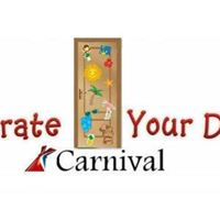 Carnival Cruisers Decorate Your Doors - 7 Nights