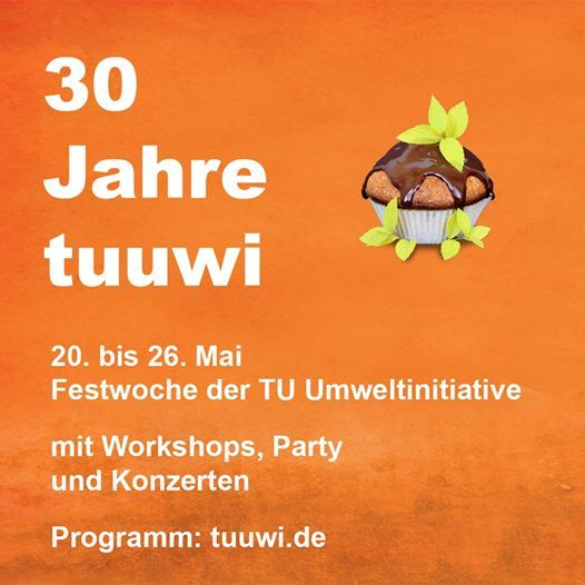 30 Jahre tuuwi - Wir feiern eine ganze Woche