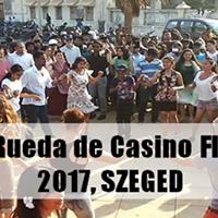 Nemzetkzi Rueda de Casino Flash Mob Nap 2017. - Szeged