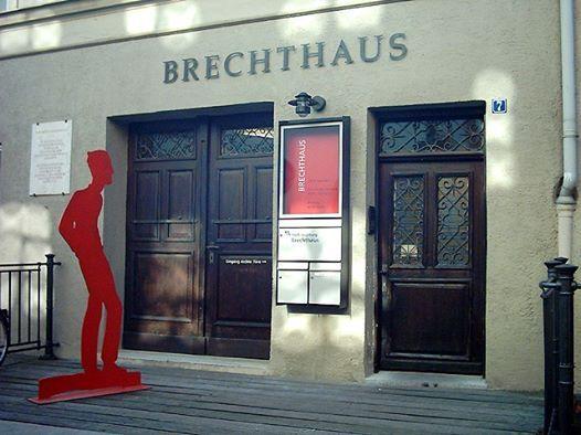 Augsburgs Brgerschreck - der junge & wilde Brecht