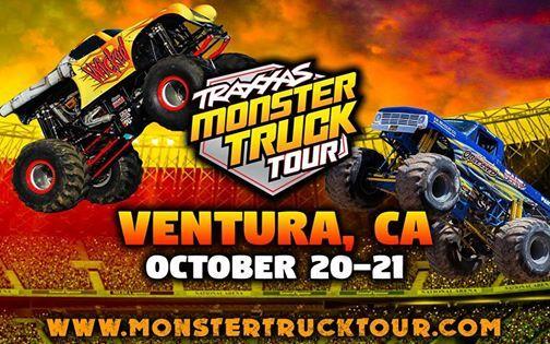 Traxxas Monster Truck Tour