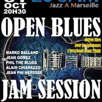 Open Blues Jam Session