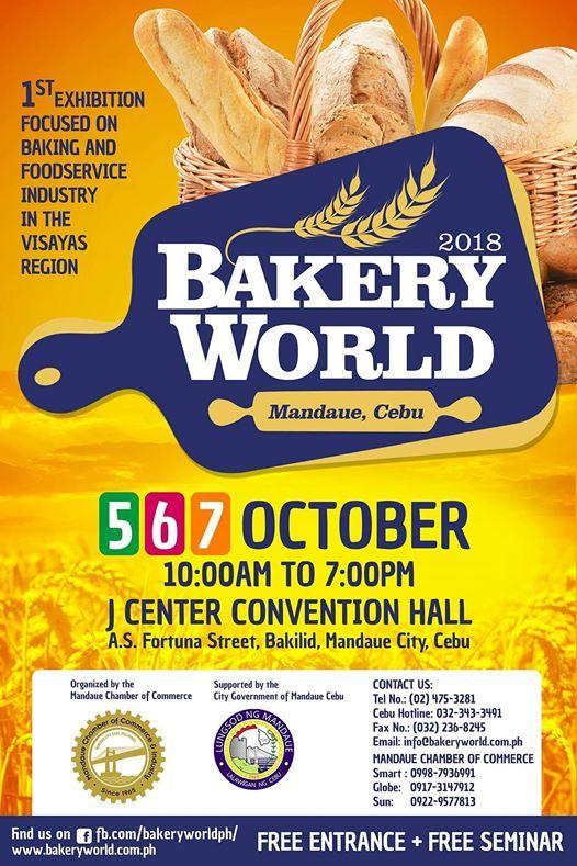 Bakery World 2018