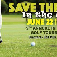 5th Annual In The Ruff Golf Tournament