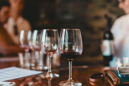 Vin smagning & middag p Loftet
