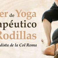 Talleres de Yoga Teraputica Rodillas