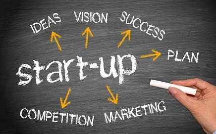 7 - Steps to Start-Up