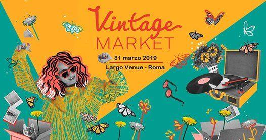 Vintage Market Welcome Spring Fest