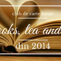 Books tea &amp more. Lumintorii