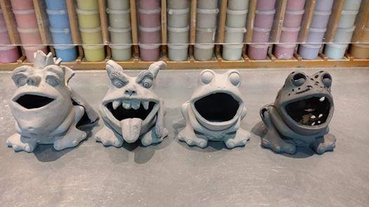 Mud Sunday - Froggos - January 20 2018