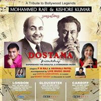 Dostana (Friendship) - Gloucester a Tribute to Mohd. Rafi &amp Kis