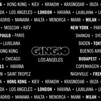 The GINGIO Event - Los Angeles