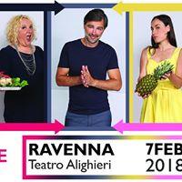 Ricette dAmore - Tourne 2018 - Ravenna