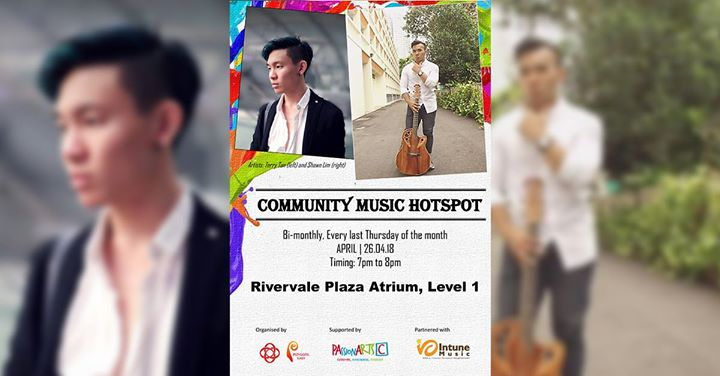 Community Music Hotspot Performance