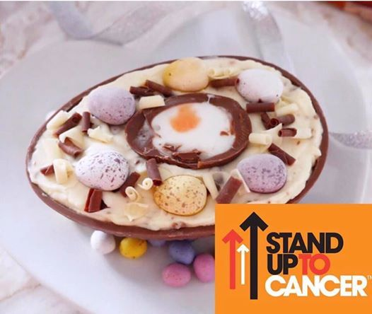 Calories for a cause Easter Egg Cheesecakes