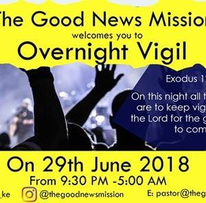 Overnight Vigil - Kesha