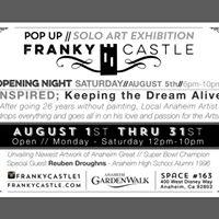 Franky Castle Solo Art Exhibition