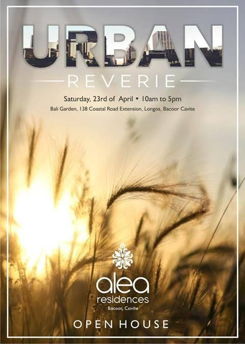 Alea Residences Open House At Bali Garden 138 Coastal Road
