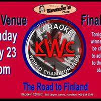 Karaoke World Championship Venue Final