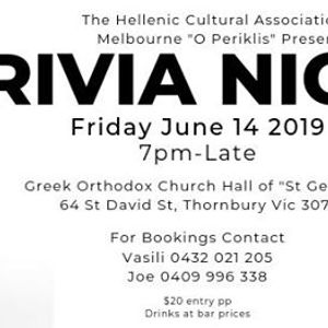 14th June 2019 Events in Northcote