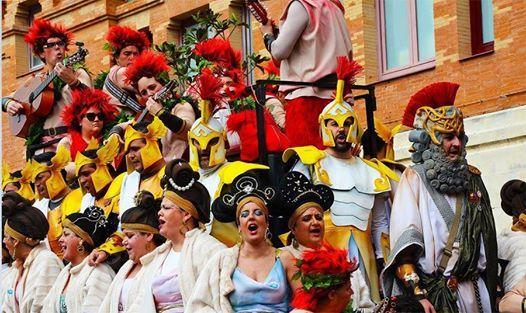 18 Cadiz Karnaval Cadiz spanya