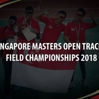 Singapore Masters Open Track &amp Field Championships 2018