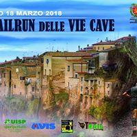 VITrailrun delle Vie Cave