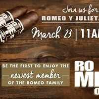 Romeo San Andres Launch Event