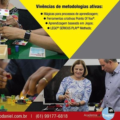 Bootcamp Day Academia do Trainer