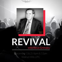 Revival with Steve Grimsley