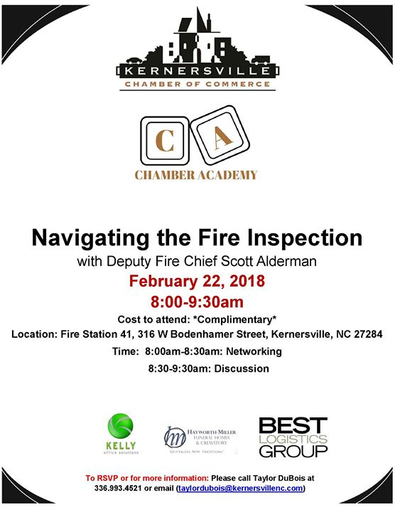 Navigating the Fire Inspection at 316 W Bodenhamer St