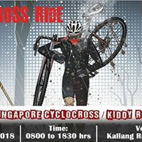 4th Annual Singapore CyclocrossKiddy Roller Cross