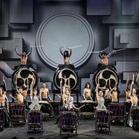 Tao Drum Heart