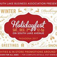 Holidayfest on South Lake Avenue 2017