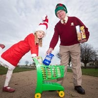 Annual Christmas Food Appeal by Drogheda Lions Club