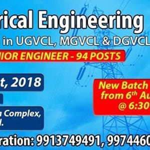 GUVNL Coaching for Entrance Exam - Electrical Engineering